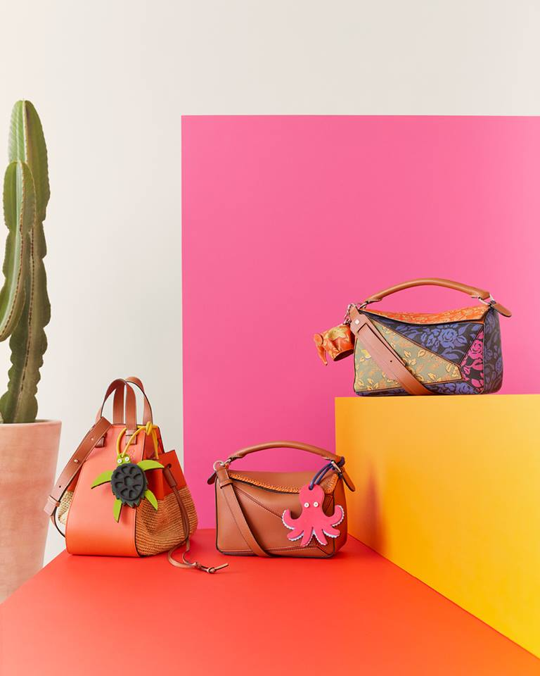 Loewe Paula's Ibiza Bags and Accessories 2019-tell the story of Balearic culture-gallery