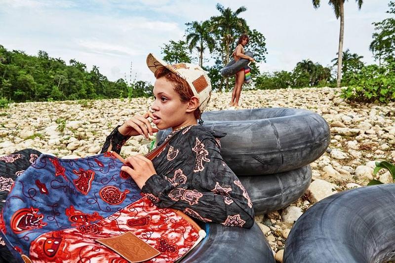 Loewe Paula's Ibiza Capsule - photographer Gray Sorrenti-2019-01
