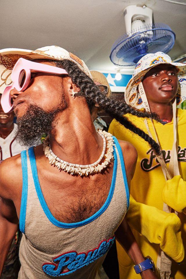 Loewe Paula's Ibiza Capsule - photographer Gray Sorrenti-2019