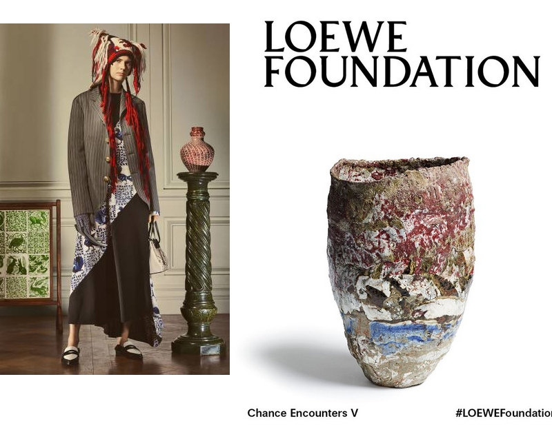 Loewe design miami 2019 and fashion collaborations