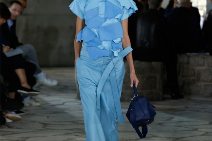 Jonathan Anderson's Puzzle for Loewe
