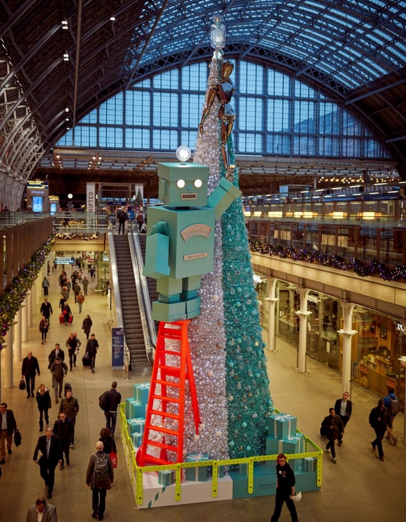 London Best Christmas Trees