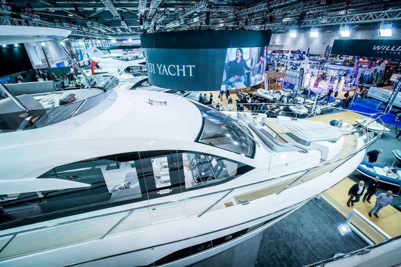 London Boat Show 2018 images