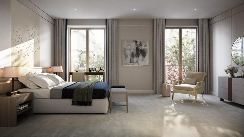 London's First Four Seasons Private Residences Twenty Grosvenor Square-