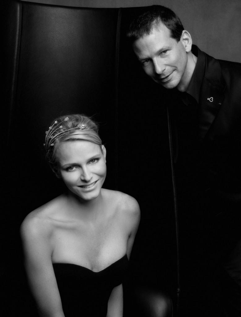 Lorenz Baumer x SAS La Princesse Charlene de Monaco