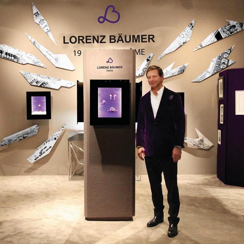 Lorenz Baumer at PAD London 2018