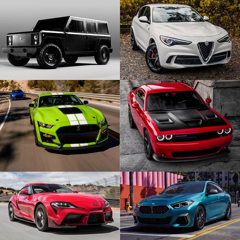 Los Angeles Auto Show 2019 - debuts