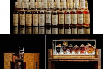 The Most Valuable Collection of Whisky Ever to be Offered at Auction