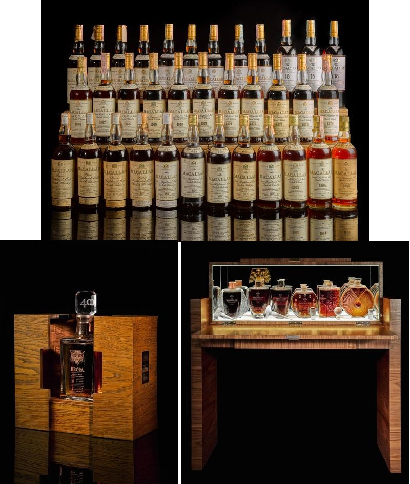 Lots from The Ultimate Whisky Collection