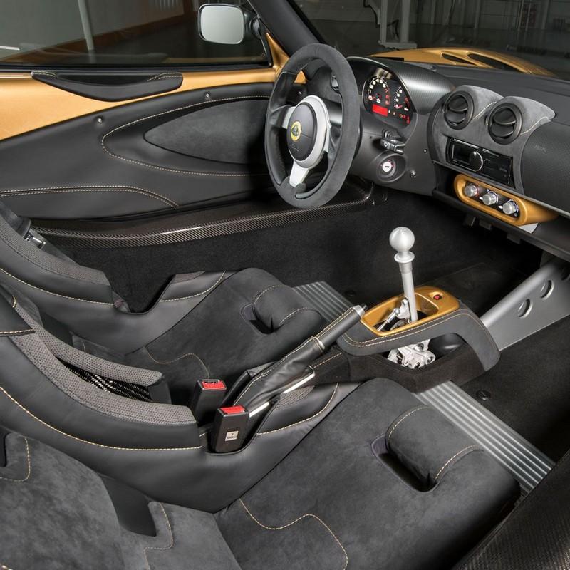 Lotus Elise Cup 260 int