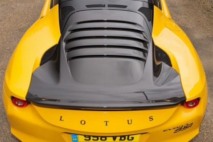 Lotus has distilled the Evora into something that's even more focused