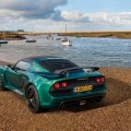 Lotus Exige Sport 350-green rear- rustis marina
