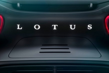 Type 130: Lotus to reveal world's first British all-electric hypercar
