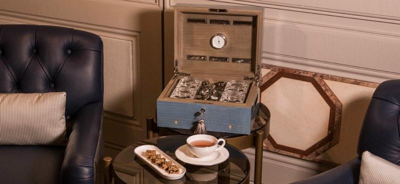Lotusier Tea Humidors