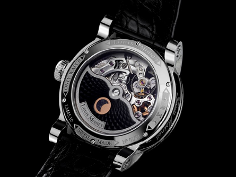 Louis Moinet Metropolis for Only Watch-