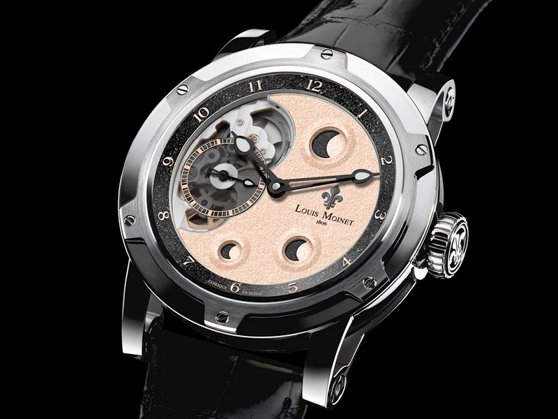 Louis Moinet Metropolis for Only Watch