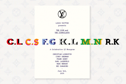The Icon and the Iconoclasts: A Celebration of Louis Vuitton Monogram
