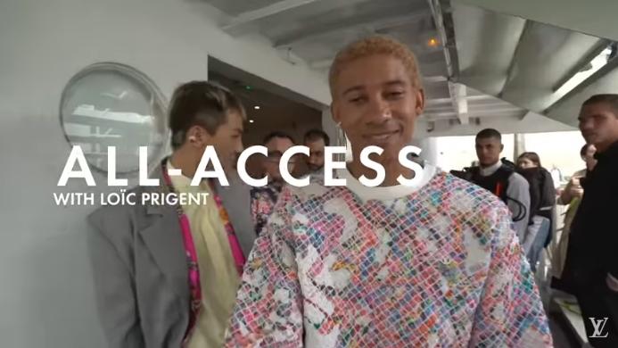 Louis Vuitton ALL-ACCESS