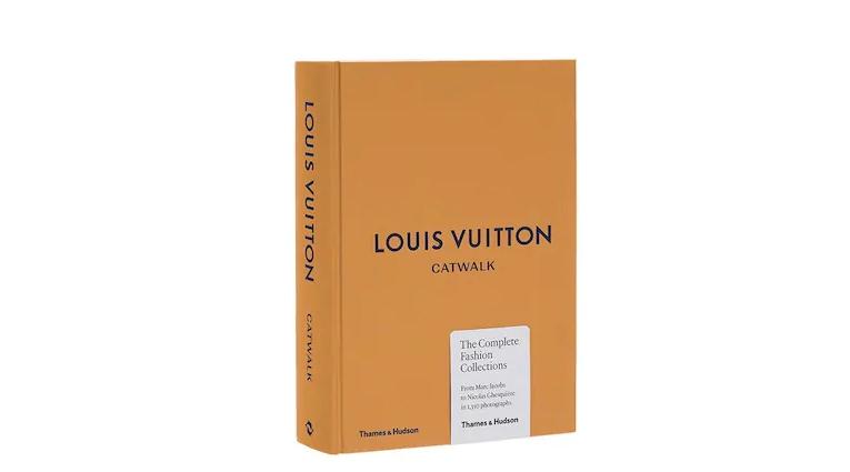 Louis Vuitton Catwalk Book 2018