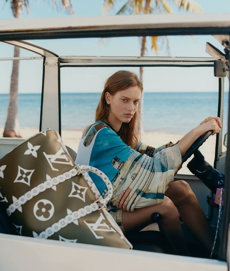 Louis Vuitton - Giant Monogram-themed collection-01