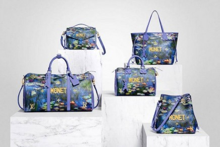 Apocalypse now: Louis Vuitton and Jeff Koons continue their shocking adventure featuring the greatest artists