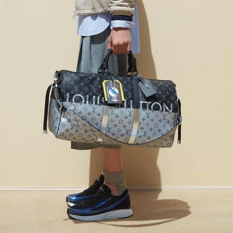 Louis Vuitton Monogram Split