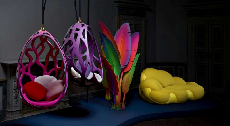 Louis Vuitton Objets Nomades at Salone del Mobile 2019 -