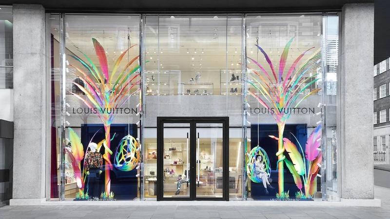 Louis Vuitton Sloan Street London