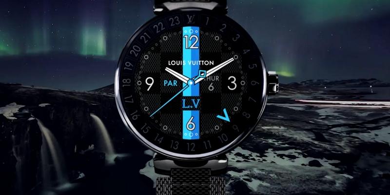 Louis Vuitton Tambour Horizon Connected Watch2017