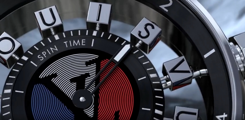 Louis Vuitton Tambour Spin Time Air Collection-2019