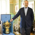Louis Vuitton for the iconic Webb Ellis Cup 2015