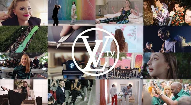 Louis Vuitton has premiered LV TV