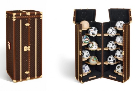 FIFA World Cup 2018: Louis Vuitton is rolling out The Official Match Ball Collection Trunk