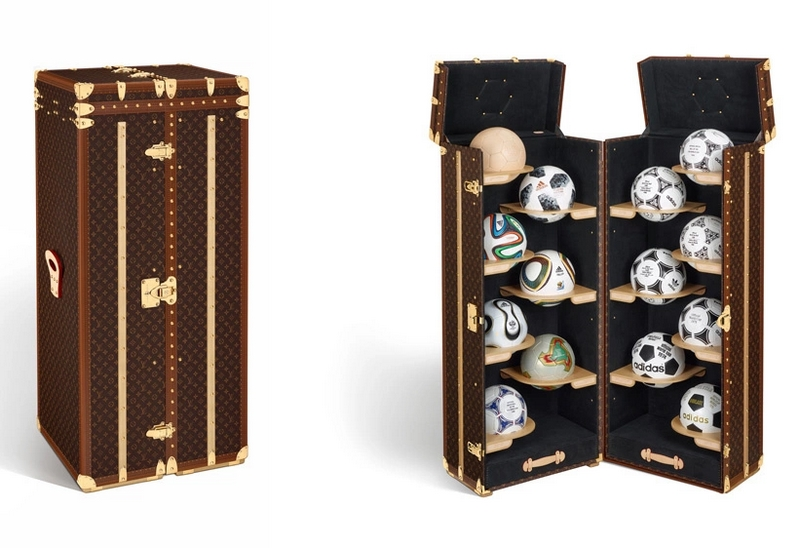 Louis Vuitton releases exclusive FIFA World Cup collection-
