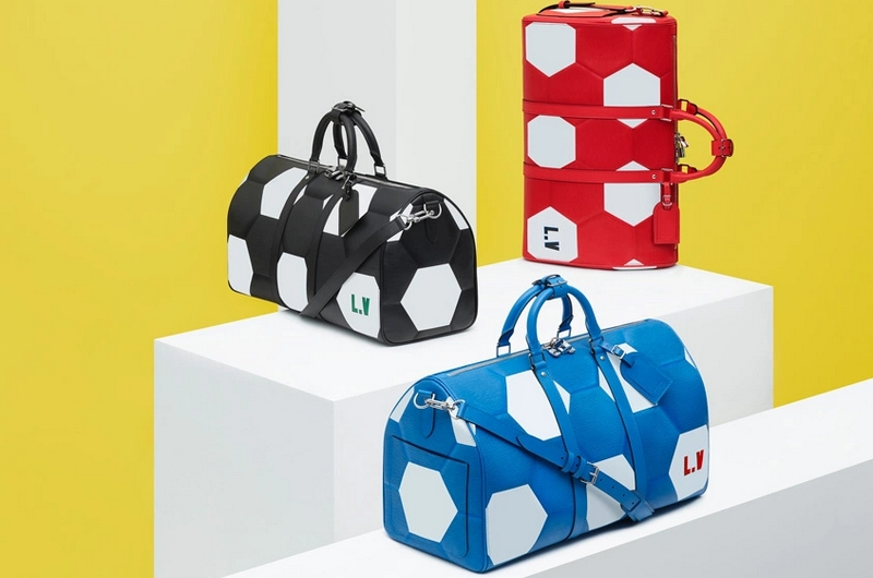 Louis Vuitton releases exclusive FIFA World Cup collection 2018