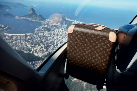 Marc Newson's Spirit of Travel for Louis Vuitton is lighter and more appealing than ever