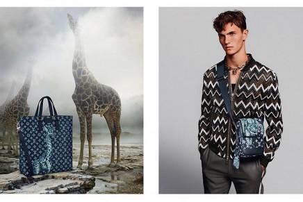 Kim Jones, Louis Vuitton Men's Artistic Director revisits Africa