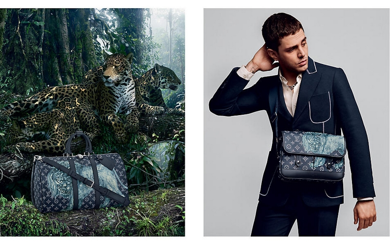 Louis_Vuitton__New_Mens Spring 2017 Campaign