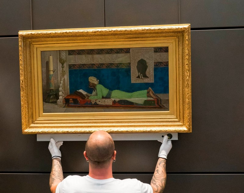 Louvre Abu Dhabi Artworks