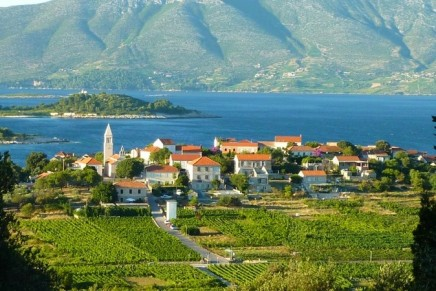 Croatia's white wine and white beaches: a vineyard tour of Korčula