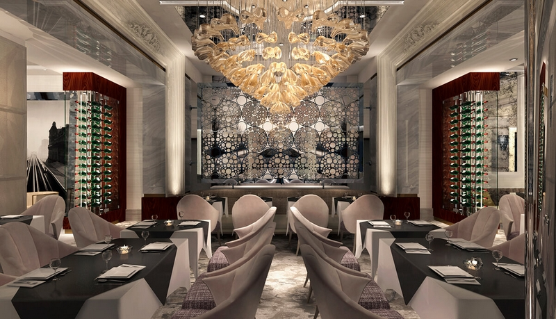Lumiere Restaurant- Le Blanc Spa Resort, Mexico's Ultimate Luxury Resort, Debuts its Second Property in Los Cabos