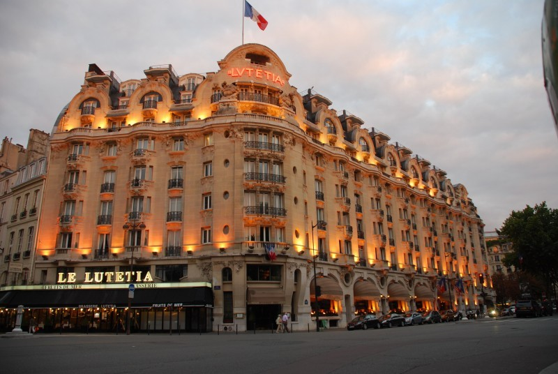 Lutetia Paris luxury hotel owned by The SET HOTELS ISRAEL