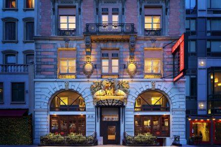Nomad's Celebrated Landmark turned Luxe Hotel