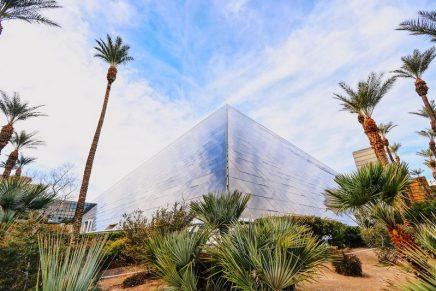 Viva Las Vegas: Five of Sin City's best buildings