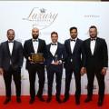 Luxury Lifestyle Awards 2016 - STUDIO FIVE CAIRO-   BEST INTERIOR DESIGN COMPANY OF EGYPT - 2 luxury 2