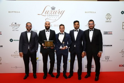 Luxury Lifestyle Awards 2016: Studio Five Cairo – The Best Interior Design Company of Egypt. Interview with architect Ahmed Tarek