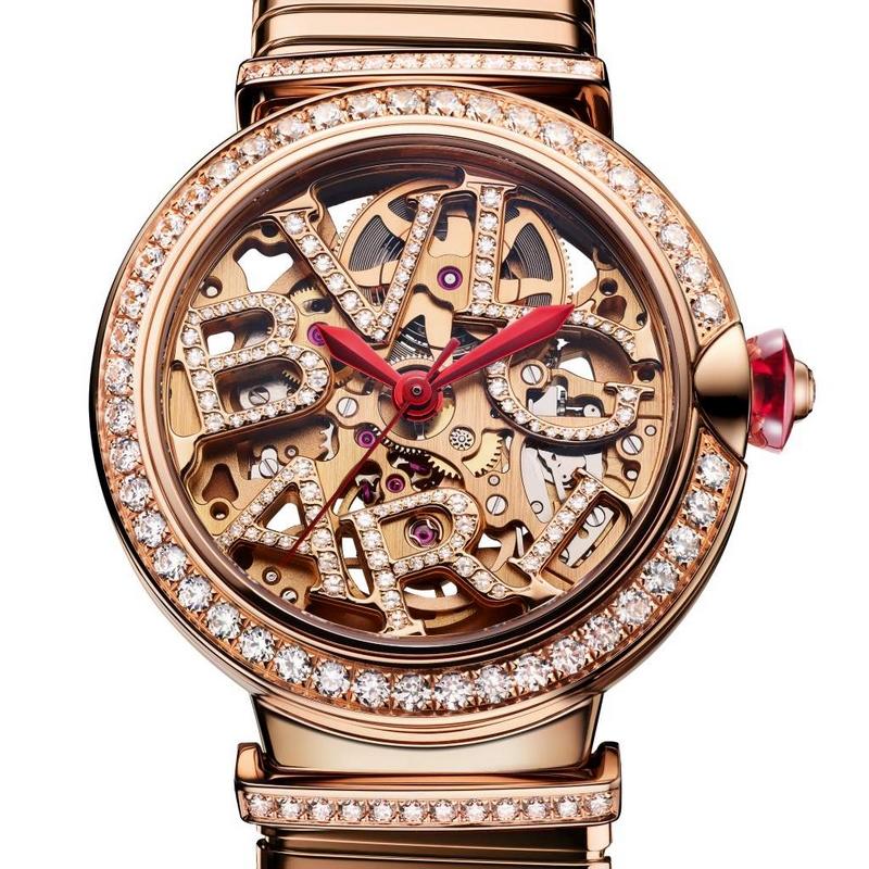 Lvcea Tubogas Skeleton watch 2018