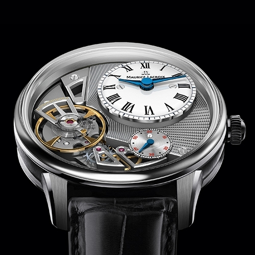 MAURICE LACROIX Masterpiece Gravity watch at Baselworl 2014