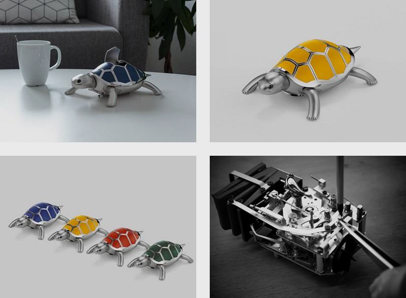 MB&F presents 2017 Kelys & Chirp a co-creation by Reuge and Nicolas Court-photos