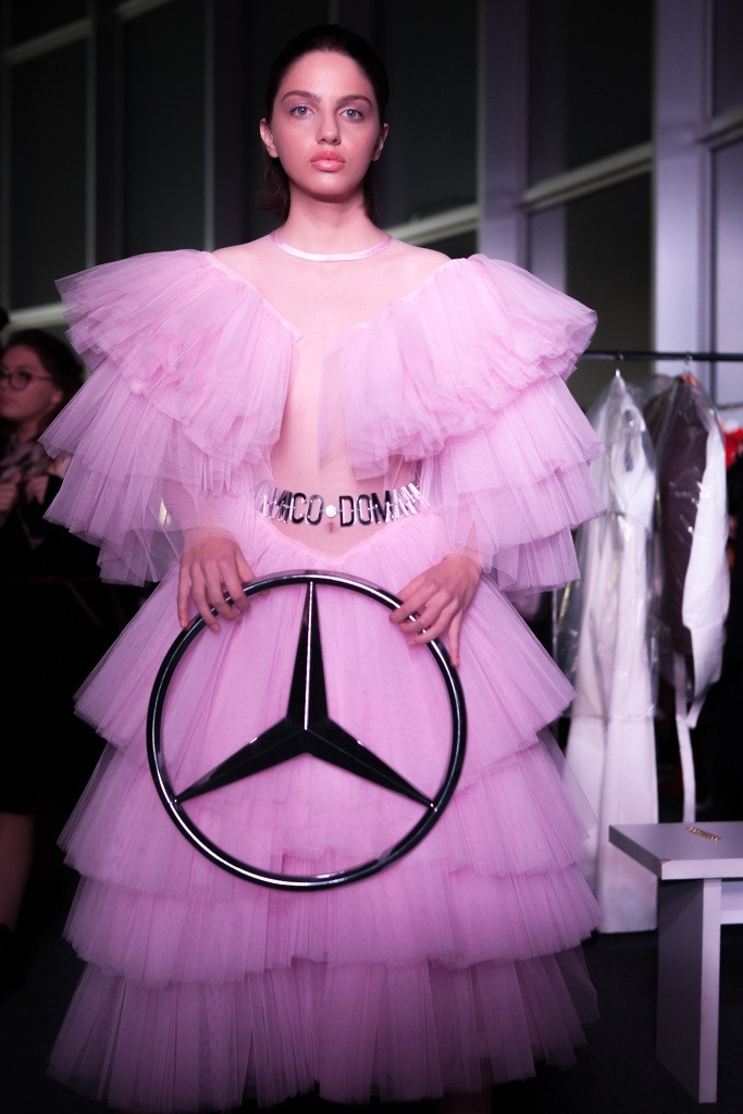 Mercedes-Benz Mode-Engagement 2019: Mercedes-Benz Fashion Week Tiflis F/S20Mercedes-Benz Fashion Engagement 2019: Mercedes-Benz Fashion Week Tbilisi S/S20